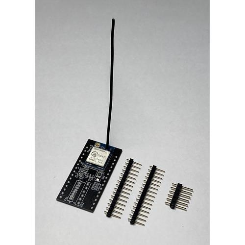 920MHz LoRa/FSK無線ブレークアウト基板(ES920LR3)