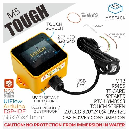 M5Stack Tough ESP32 IoT開発キット