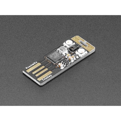Adafruit Proximity Trinkey - APDS9960搭載 USB型開発ボード