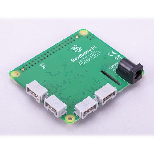 Raspberry Pi Build HAT【近日発売予定】