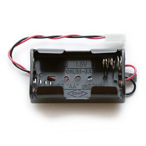 単三電池2本で5V出力する電池ボックス--販売終了