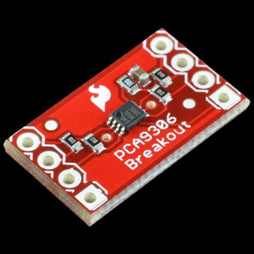 PCA9306搭載 I2C用ロジックレベル変換ボード--販売終了