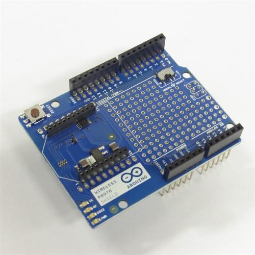 Arduino ワイヤレスプロトシールド--販売終了