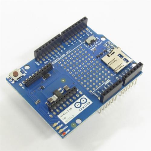 Arduino ワイヤレスSDシールド--販売終了
