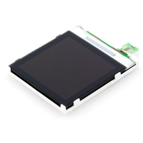 ノキアカラー液晶モジュール(128×128)とコネクタのセット --販売終了