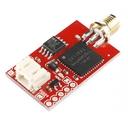 Venus638FLPx搭載 GPSロガー SMAコネクタ型--在庫限り