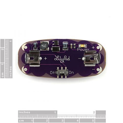 LilyPad電源モジュール --販売終了