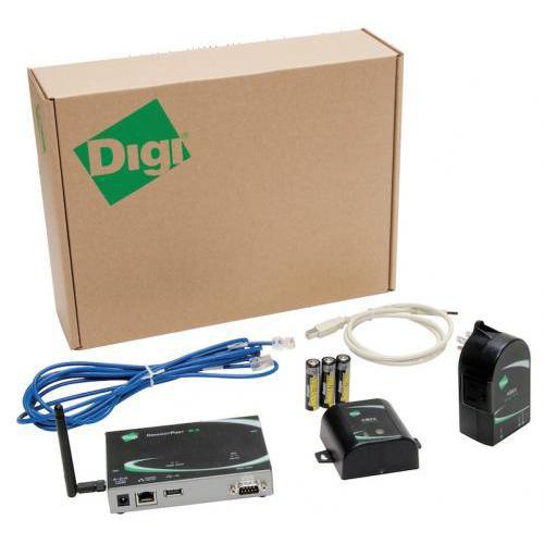 iDigi ゲートウェイ開発キット--販売終了