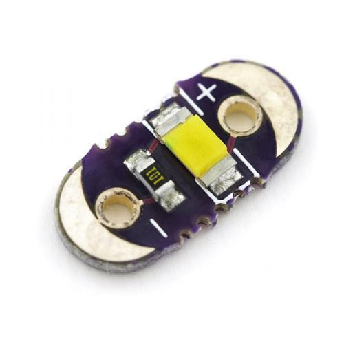 LilyPad高輝度白色LED --販売終了