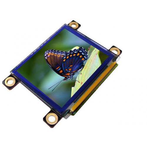 シリアル小型OLEDモジュール1.7インチ--販売終了