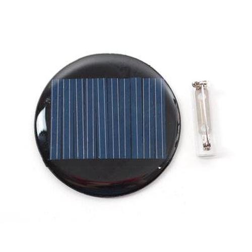 太陽電池スキルバッジ(5V/40mA)