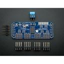 PCA9685搭載16チャネル PWM/サーボ ドライバー (I2C接続)