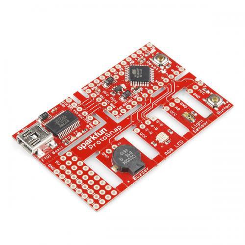 ProtoSnap - Pro Mini 開発ボード-- 販売終了--販売終了